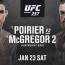 "【UFC】""遺恨リマッチ""マクレガーvsポイエー決定が正式発表「今回は別の展開になる」とマクレガー敗北の声も"