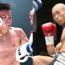 【シュートボクシング】海人「ヒジで久々に斬りたい」喜多村誠「70kgの試合は早いとKOで教える」=11.28