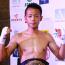 【ボクシング】元K-1王者・武居由樹のデビュー戦の相手は中日本バンタム級新人王に決定
