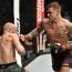 【UFC】マクレガーにTKO勝利のポイエー、堀口恭司のコーチからのカーフキックの指示