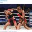 素手ボクシング参戦のUFC美女戦士ヴァンザントが無念の判定負け、強烈な左フックや右ストレートを被弾