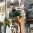 注目の若手作家の長島伊織、空手で養った感性でアートを描く