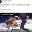 """戦慄の""""17秒""""KO!ハイキックで倒し、うずくまる相手にパウンドの嵐、マッキニーが連続秒殺KO葬=海外MMA"""