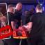 """ポーランド110kg巨漢戦士がローキック""""自爆骨折""""で担架、激痛映像に「今まで見た中で最悪の怪我だ」と悲鳴=海外キック"""