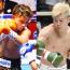【ボクシング】那須川天心とWBA王者・京口紘人のガチスパーに反響、天心のアッパーに京口もお返し