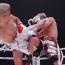 【動画】原口健飛が白鳥大珠から後ろ回し蹴りとハイキックで2度ダウンを奪った映像