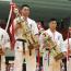 【JFKO フルコン空手全日本】亀山真が入来を破り重量級で初優勝、福地勇人はリベンジで中量級を制す