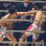 【フォト・連続写真】クレベルの三角絞め!朝倉未来の強打、決定的瞬間=計12枚