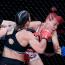 TKO負けの渡辺華奈が眼窩底骨折で手術を報告「早く復帰して頑張る」