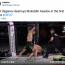 【海外MMA】カーフキックからの怒涛の連打TKO!20発ラッシュに相手も戦意喪失=Open FC/ロシア