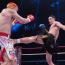 【K-1】カリミアン、元ボクシング王者・京太郎とのパンチ合戦を制す