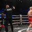 五味隆典とも激闘の元UFCギラード、素手ボクシングで顔面骨折KO負け!強烈な一撃に上半身がロープの外に