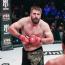【ベラトール】突然「指が…」期待の元ヘビー級王者ミナコフ、TKO負けで母国で勝利飾れず
